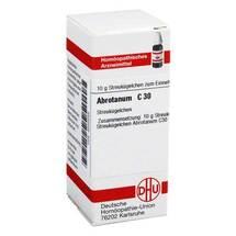 Produktbild Abrotanum C 30 Globuli