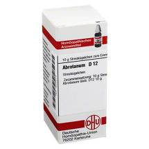 Produktbild Abrotanum D 12 Globuli