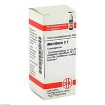 Produktbild Absinthium C 1 Globuli