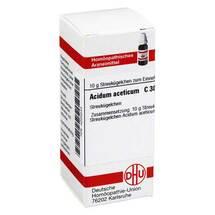 Produktbild Acidum aceticum C 30 Globuli