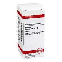 Produktbild Acidum formicicum D 12 Tabletten