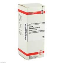 Produktbild Acidum hydrochloricum D 2 Dilution