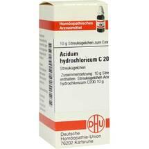 Produktbild Acidum hydrochloricum C 200