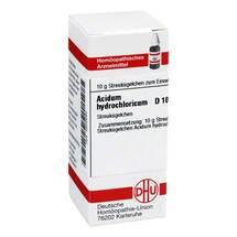 Produktbild Acidum hydrochloricum D 10 G