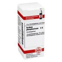 Produktbild Acidum phosphoricum C 6 Globuli