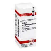 Produktbild Acidum phosphoricum C 200 Gl