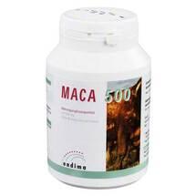 Produktbild Maca 500 Kapseln