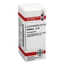 Produktbild Aethusa D 12 Globuli