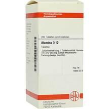 Produktbild Alumina D 12 Tabletten