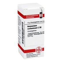 Ammonium carbonicum C 30 Globuli