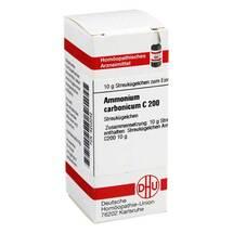 Ammonium carbonicum C 200 Gl
