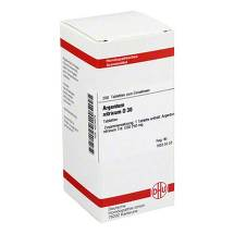 Produktbild Argentum nitricum D 30 Tabletten