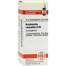Aristolochia clematitis D 30 Globuli