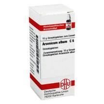 Produktbild Arsenicum album C 6 Globuli