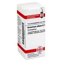 Produktbild Arsenicum album D 10 Globuli