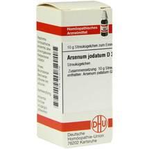 Produktbild Arsenum jodatum D 30 Globuli