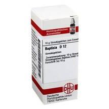 Produktbild Baptisia D 12 Globuli