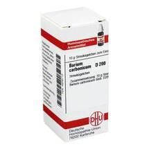 Barium carbonicum D 200 Globuli