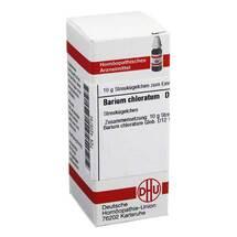 Barium chloratum D 12 Globuli