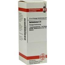 Produktbild Belladonna C 6 Dilution