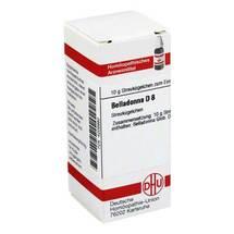 Belladonna D 8 Globuli
