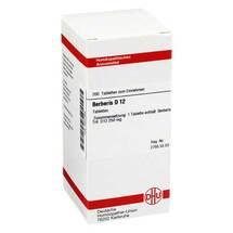 Berberis D 12 Tabletten