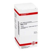 Produktbild Borax D 12 Tabletten