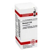 Produktbild Bromum C 30 Globuli