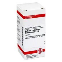 Calcium carbonicum C 30 Tabl