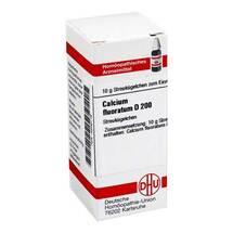 Produktbild Calcium fluoratum D 200 Globuli