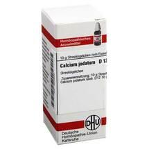 Produktbild Calcium jodatum D 12 Globuli
