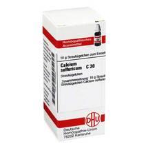 Produktbild Calcium sulfuricum C 30 Globuli