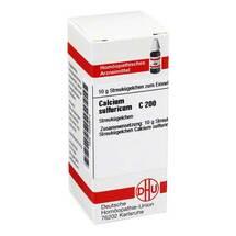 Calcium sulfuricum C 200 Globuli