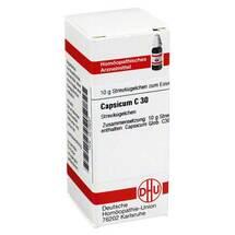 Produktbild Capsicum C 30 Globuli