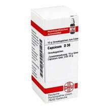 Produktbild Capsicum D 30 Globuli