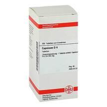 Capsicum D 4 Tabletten