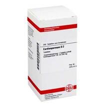 Produktbild Cardiospermum D 2 Tabletten