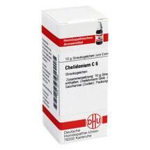 Produktbild Chelidonium C 6 Globuli