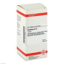 Cinnabaris D 12 Tabletten