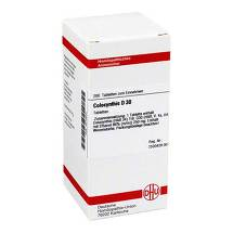 Colocynthis D 30 Tabletten