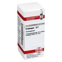 Produktbild Crataegus D 2 Globuli
