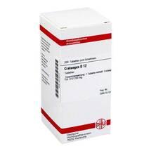 Produktbild Crataegus D 12 Tabletten