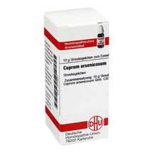 Produktbild Cuprum arsenicosum C 30 Globuli