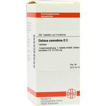 Datisca cannabina D 3 Tabletten