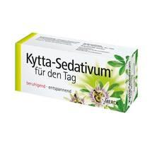 Kytta Sedativum für den Tag überzogene Tabletten