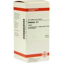 Produktbild Eichhornia D 2 Tabletten