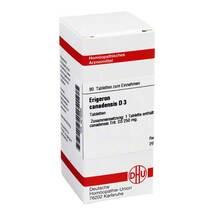 Erigeron canadensis D 3 Tabletten