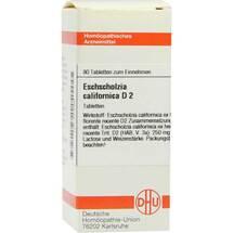 Produktbild Eschscholzia D 2 Tabletten