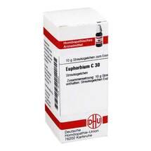 Produktbild Euphorbium C 30 Globuli