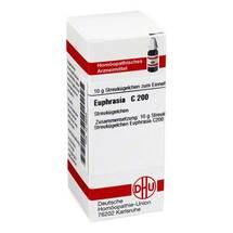 Produktbild Euphrasia C 200 Globuli